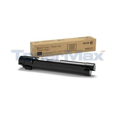 XEROX WORKCENTER 7425 TONER BLACK
